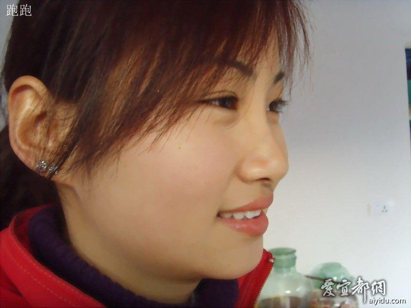 我在枝江看见的美女