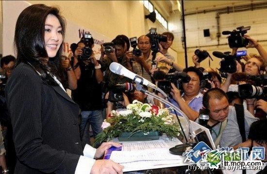 泰国新当选美女