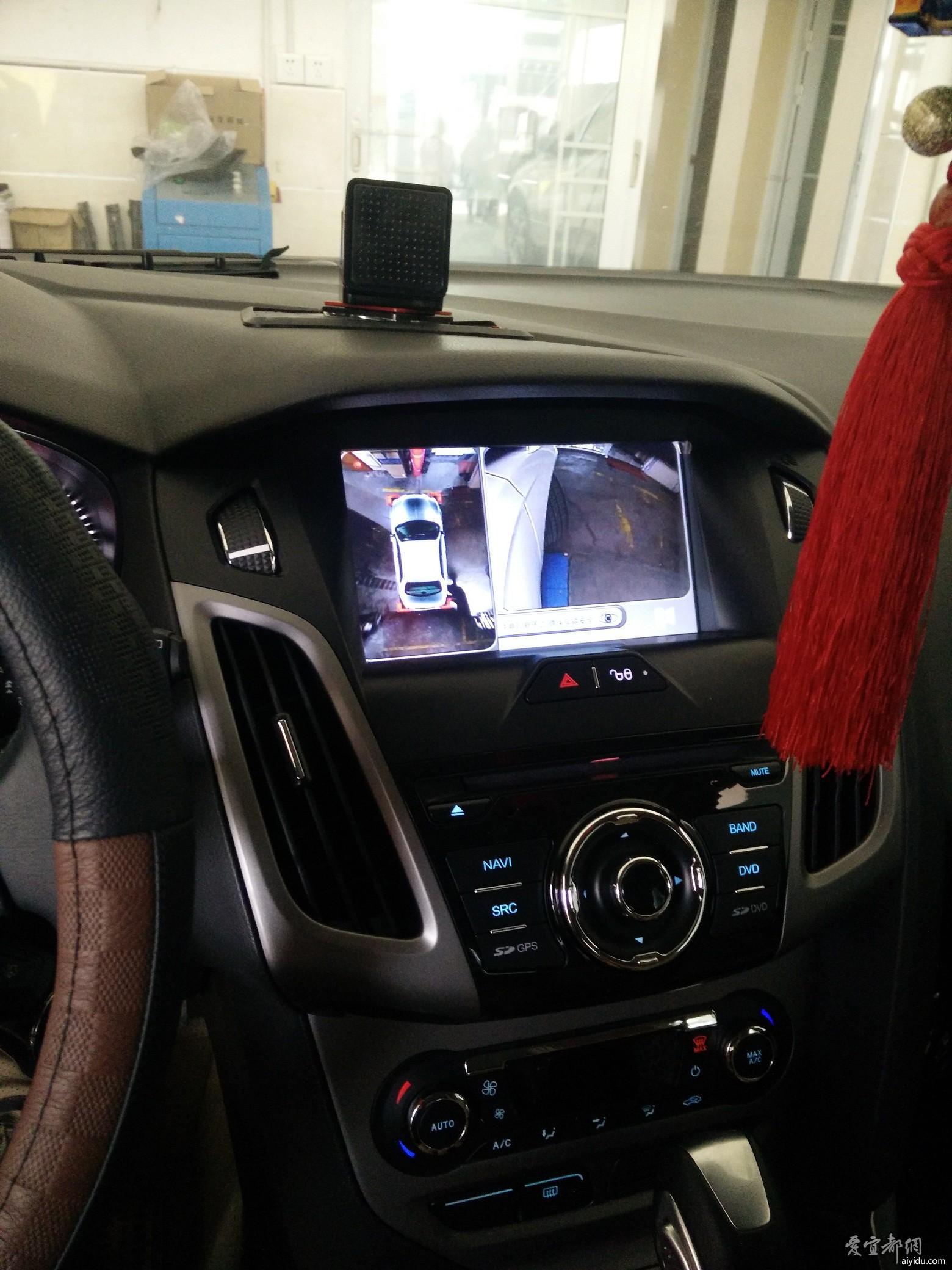 汽车360全景行车记录仪