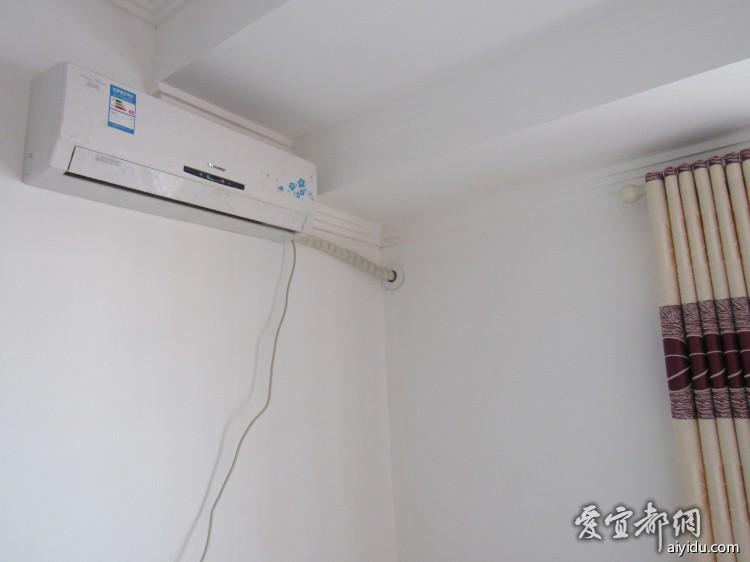 卧室也有空调的