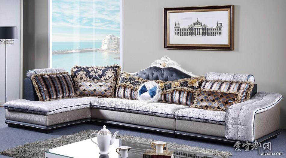 全友欧式沙发组合