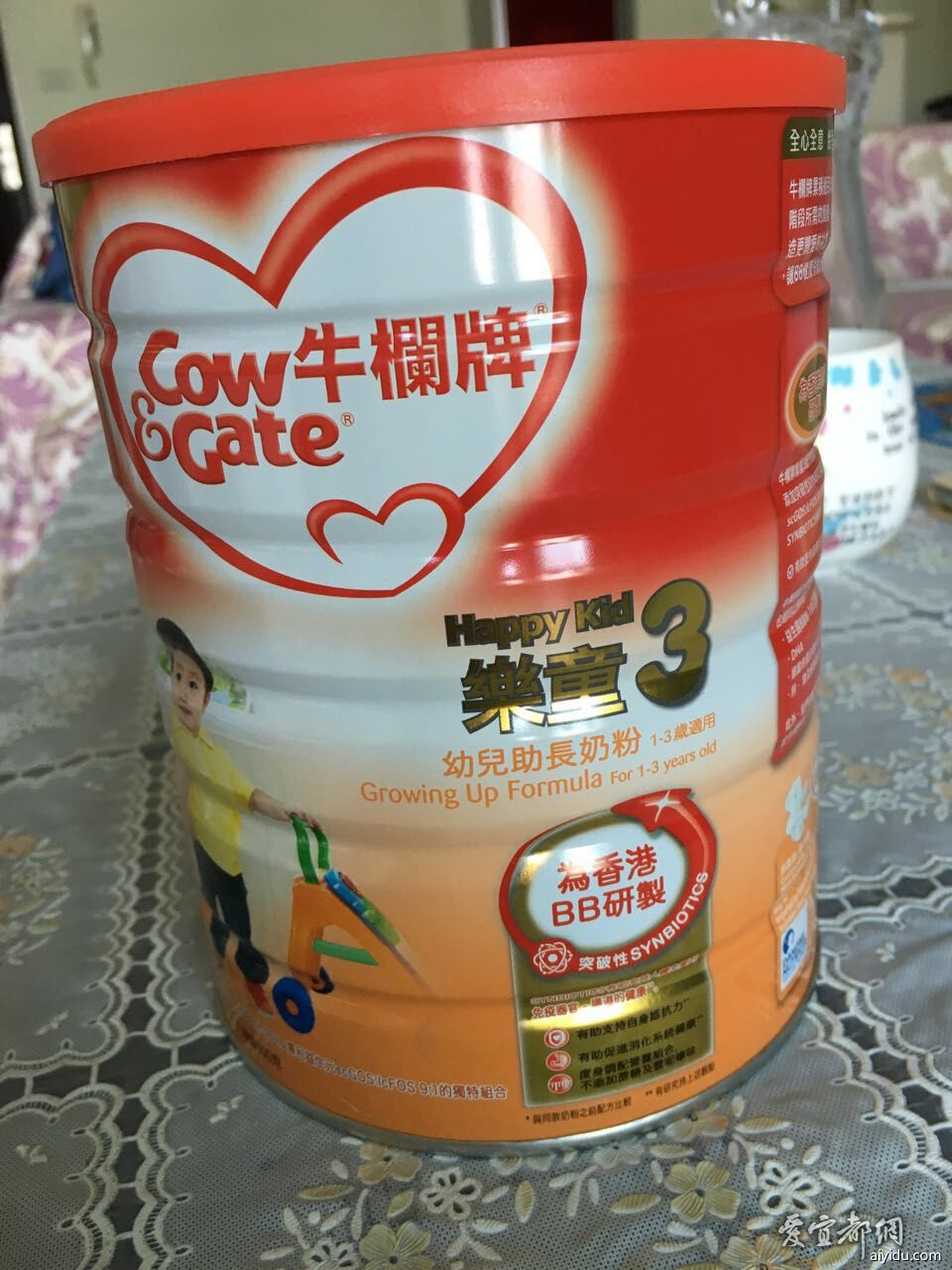 牛栏(Cow& Gate)【香港直邮】港版Cow& Gate牛栏1段奶... -京东