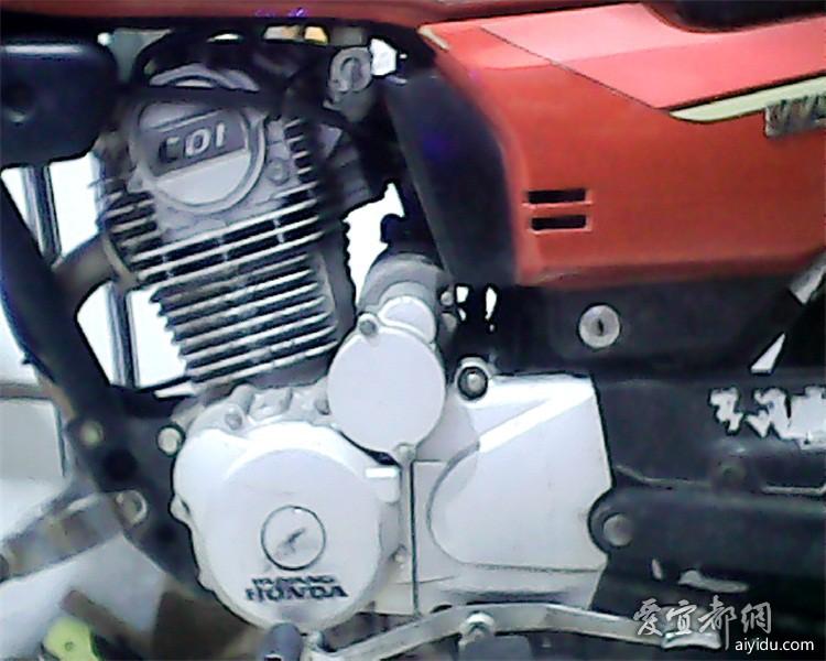 五羊本田125-c摩托车转让