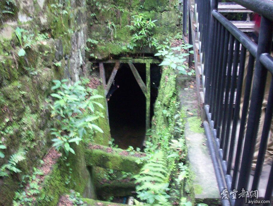 标准的渣滓洞,就是于它为名的。