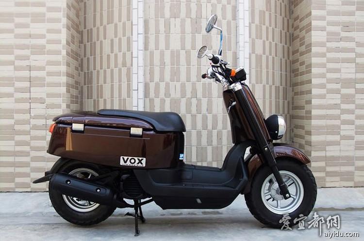 雅马哈vox50踏板摩托车让利出售