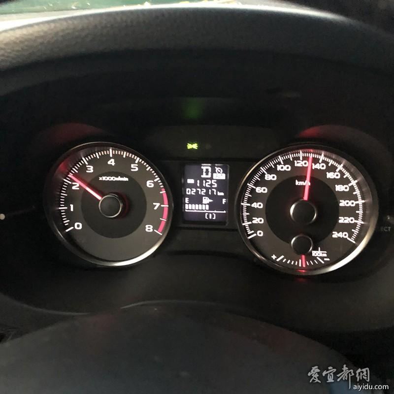 120km/小时的限速跑个130没问题,亲测有效无违章