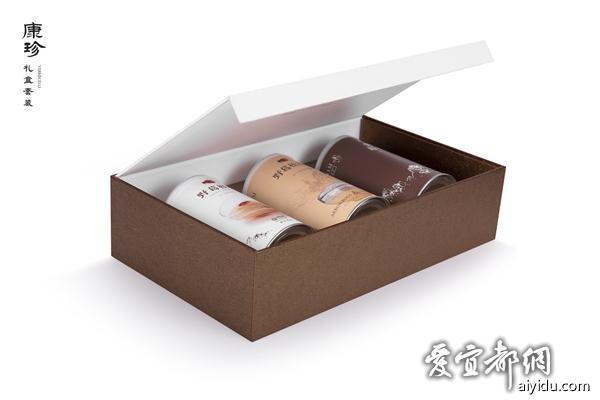 松花大礼盒(送礼好选择)