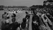 祈福东方之星—2015年6月8日清江公园活动