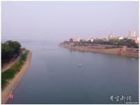 清江桥上观两江