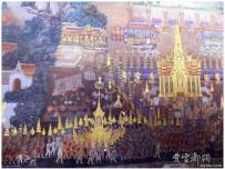 泰国印象之五(大皇宫壁画)