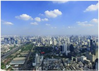 泰国印象之九(曼谷第一高楼)