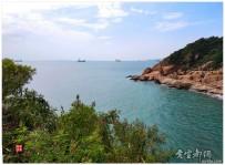 美丽的桂山岛