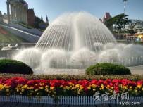 宜都人拍深圳        世界之窗广场