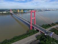 宜昌长江公路桥(2017.07.15航拍)