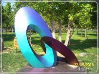 宜都人拍北京45——北京国际雕塑公园(西园)