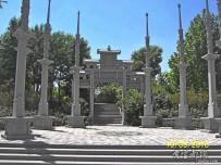 宜都人拍北京42——北京园博园之三  雕塑作品