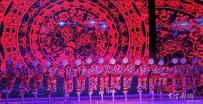 舞蹈:《剪纸姑娘》