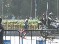 宜都人拍深圳    深圳国际马拉松赛(全马赛)