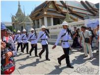 泰国印象之六(皇家卫队)