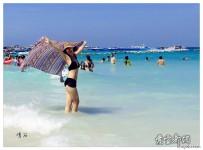 泰国印象之十八(芭提雅金沙岛海岸)