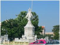 泰国印象之二(去大皇宫的路上)