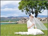 一个人的婚纱——云南