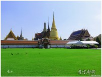 泰国印象之三(大皇宫)